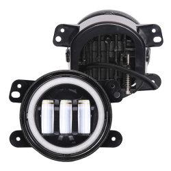 30W luz antiniebla con luz LED de señal de giro de LED de luz antiniebla Jeep de la luz de coche