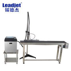 طابعات حبر مستمر (cij) الرمز الدفعة آلة الطباعة انتهاء التاريخ ترميز آلة آلة آلة الحيوانات الأليفة البلاستيك يمكن أن يوميا الصناعية ، والمنتجات الكيميائية ، والأدوية