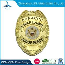 Distintivo molle personalizzato dello smalto del metallo di prezzi di fabbrica dell'OEM (103)