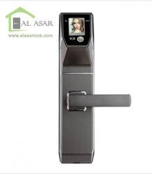 スマートな指紋ロックの強打のカードロックの顔認識のカメラの磁気カードロックのホームセキュリティーのドア電子パスワードロック