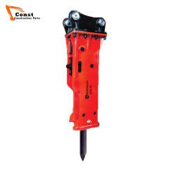 Sb40/sb50/sb70/sb81/sb121/sb131/sb151 Type côté boîte de type crayon neutralisée marteau hydraulique de type/Disjoncteur et pièces de rechange du marteau hydraulique pièce de rechange de l'excavateur