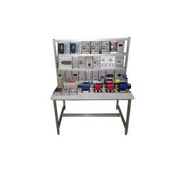 Banc d'entraînement de Contrôle Industriel Minrry Matériel didactique de l'équipement éducatif de l'enseignement de l'équipement matériel de laboratoire