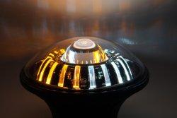 Super brillante faros redondos de 7 pulgadas de faro de LED 40W, alquiler de accesorios