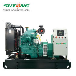 60Hz 1800rpm Macht die van de Leverancier 160kw/200kVA van China Beste Reeks met de Generator van de Waterkoeling van de Dieselmotor van de Komijn in Open Frame produceren