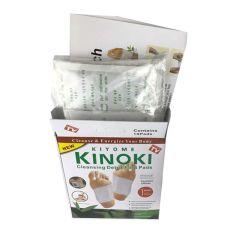Расслабьтесь в области здравоохранения на японском языке Kinoki рассылки Detox ногу патч тормозных колодок