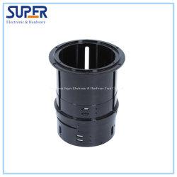 CNC die van uitstekende kwaliteit Geval van de Lens van de Camera van de Lens van de Camera van het Aluminium van het Zandstralen het Duidelijke Zwarte Geanodiseerde Digitale voor Optische Delen SP-142 machinaal bewerken