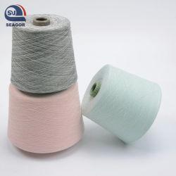 Carta e pettinato Siro 100% filati di cotone per tessitura e lavorazione a maglia (5s-40s/bianco grezzo e colorato) (certificato: Oeko-tex100/GRS/BCI/GOTS)