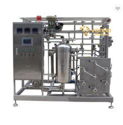 따뜻한 판매 스테인리스 스틸 304 미니 우유 파스테파시라이저/주스 파스테라이저/소형 우유 저가 장비