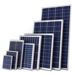 Painel Solar de alta eficiência Módulo Solar para o Sistema de Energia Solar