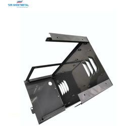 Soem-kundenspezifischer Blech-Herstellungs-Luftschlitz, der Laser-Ausschnitt-Produkte stempelt
