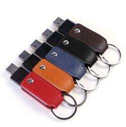 Förderndes ledernes Feder-Laufwerk USB-Blitz-Laufwerk für Förderung-Geschenk