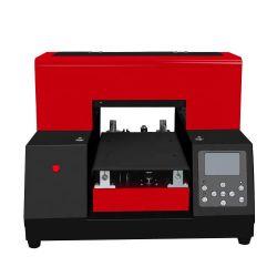 أرخص طابعة ذكية A4 تحمل شعار بطاقة البلاستيك PVC تنقش على حجم صغير