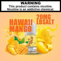 2021 Hot-Selling e Liquid e Juice Hawaii sapori Mango