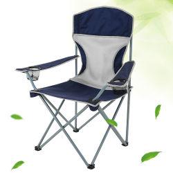 Ergonomischer bequemer beweglicher Metallfauler Luxuxstrand-faltbarer Stuhl