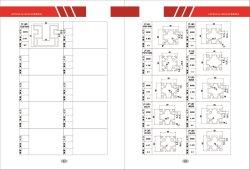 Standardv-Schlitz Profil-Aluminium Strangpresßling-Profil-Zubehör und Befestigungsteile
