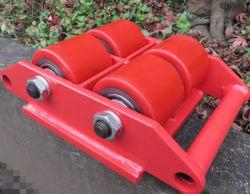 Cra Modell-tragende Rolle, die die Kapazität der Laufkatze der Ladung-transportierend 6t/8t/12t sich bewegt