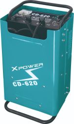 Chargeur de batterie de voiture avec fonction de démarrage du moteur