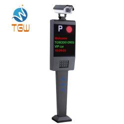 Numero targa del sistema di sicurezza di riconoscimento automatico per le apparecchiature di parcheggio