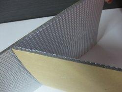 costruzione della gomma piuma del di alluminio di 4mm XPE ed isolamento termico adesivi del tubo