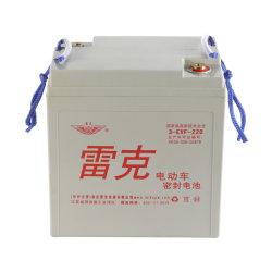 12V/220ah VRLA/AGM/Gel ディープサイクル 鉛酸 MF SLA 産業用エネルギー貯蔵 UPS/ バックアップ ソーラーパネル電源バッテリー