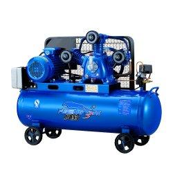 90L 3kw 4HPピストンタイプベルト駆動の空気圧縮機