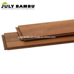China-Fabrik-lamellierter und vertikaler Bambusbodenbelag natürlicher Strang gesponnenes BambusFloring für Innen