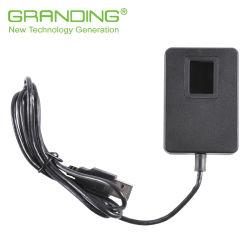 قارئ/ماسحة ضوئية لبصمات الأصابع مع كبل USB (ZK9500)