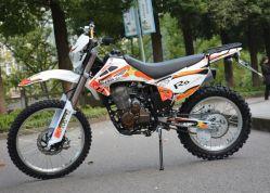 Bici del pozzo della sporcizia di motocross 250cc con il motociclo di motocross della grande rotella