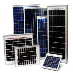 옥외 고능률 200W 330W 산업 가정을%s 340W Monocrystalline와 다결정 PV 모듈 단청 태양 전지판