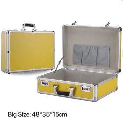 حقيبة طيران من الألومنيوم/DJ لأدوات موسيقى Stage Light