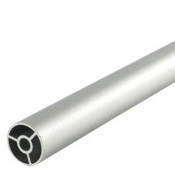 Liga Aluminun 6000, 3000 Extrusão diversos tamanhos de tubos de perfis