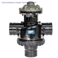 El agua de riego automático Contraola Three-Way Treament Filtro de agua de la válvula de control