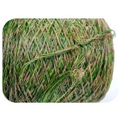 Рр+PE прямой Curl искусственных травяных пряжа