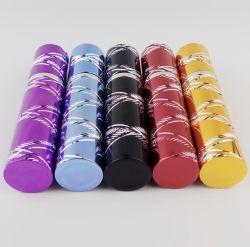 5ml de miniFlessen van het Parfum van de Nevel van de Voering van de Verstuiver van het Parfum van het Aluminium Plastic Lege