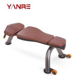 Bancada plana multifunção Ginásio Fitness Equipment Força Edifício do corpo da máquina