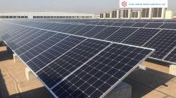 Customized perfis extrudados de alumínio liga parte para a Energia Solar PV da estrutura de suporte