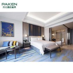 中国様式のホテルの寝室の家具の時代物の家具