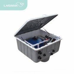 ポンプを搭載するプール装置水フィルター