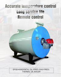 3,500kW 최고 수준 수직 오일 연소 고온 오일 보일러, 열유체 히터, 열유로 히터 Epcb 보일러 산업용 수평