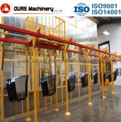 Nieuwe automatische poedercoatinglijn/Coating machine/Painting Line voor metaal Producten