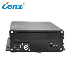 8ch 720p HDD Mobile DVR integriert 3G 4G GPS und Mobiler WiFi-DVR