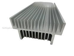 6063/6061 CNC 加工付きアルミニウム製ヒートシンク