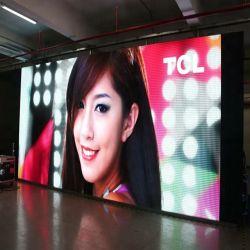 Innenfarbenreicher Bildschirm LED-P2.5, der SMD Baugruppee bekanntmacht