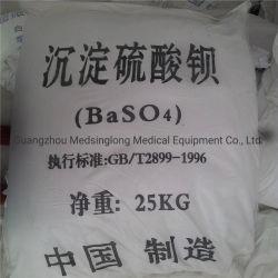 Polvere di gomma del solfato di bario dei rivestimenti di radiazione di acquisizione di uso Baso4