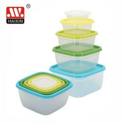 """Пластиковый контейнер для продуктов питания """"Радуга"""" (5PCS/7шт.) на кухне и домашних хозяйств"""