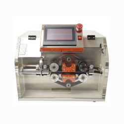 유연한 PA PP PE 골판지 플라스틱 호스 튜브 절단 장비 와이어 보호