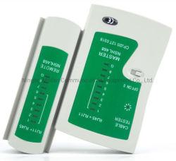 RJ11 RJ12 RJ45 케이블 전화 네트워크 LAN 케이블 테스터