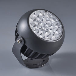 [48و] 10 درجة [إيب66] أسد ملك [رووند شب] [لد] بقعة ضوء