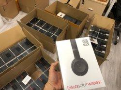 Studio all'ingrosso Bluetooth senza fili di Bluetooth per la cuffia avricolare stereo senza fili di Bluetooth della cuffia di battimento Solo3