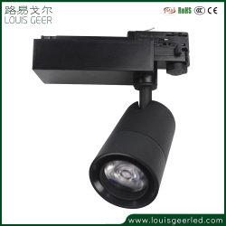 25W All-Directions LED quente rotativo de iluminação LED de Classe Mundial Oficina iluminação comercial sem oscilações COB via LED Light